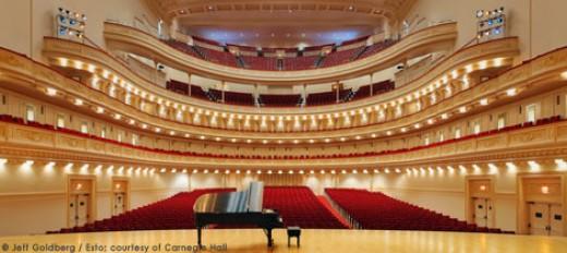 Graduation at Carnegie Hall