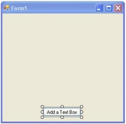 Add A TextBox Example