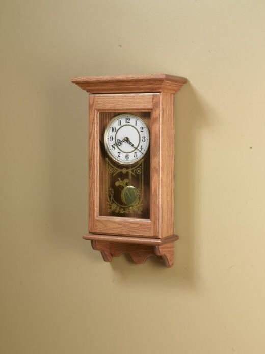 Buckeye Wall Clock