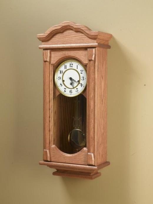 The Fresno Wall Clock