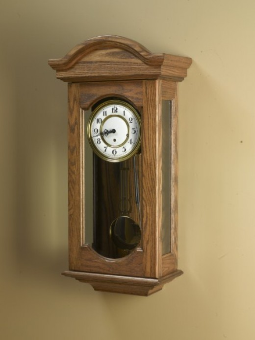 The Raptor Wall Clock