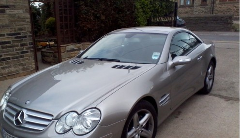 Mercedes sports