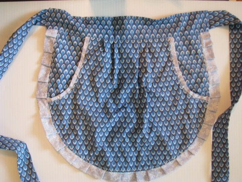 Clothes Pin Apron
