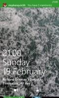 Lumia Lock Screen