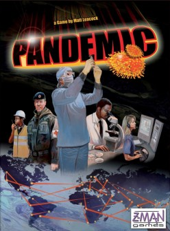 Pandemic - An Award Winning Co-op Board Game