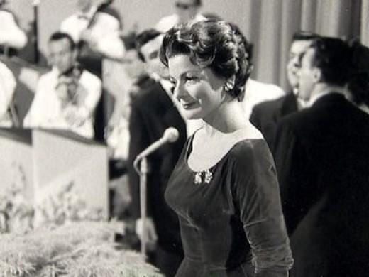 Knock knock eurosongs eurovision song contest 1956 - Franca raimondi aprite le finestre testo ...