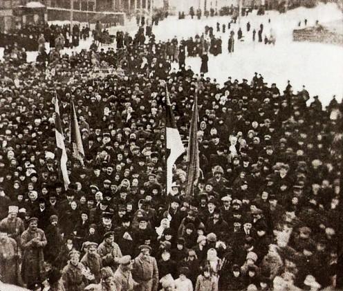 23 February 1918. Estonia, Pärnu - declaration of independence.