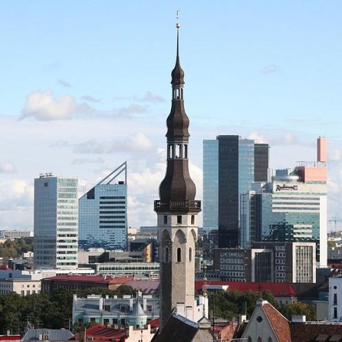 Old & New Tallinn
