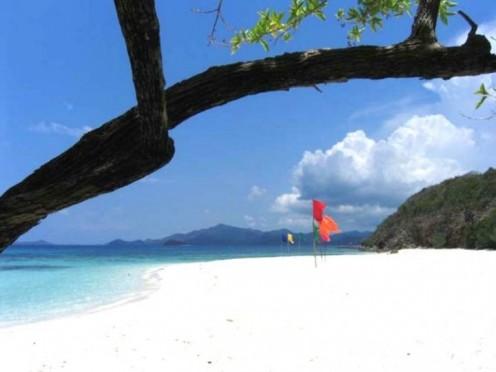 Malcapuya Island, Coron