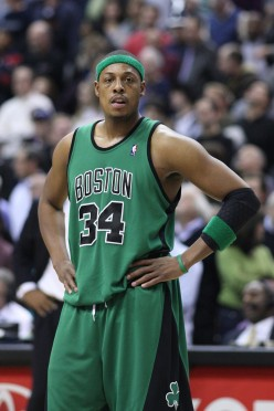 Paul Pierce, of the Boston Celtics - The Truth