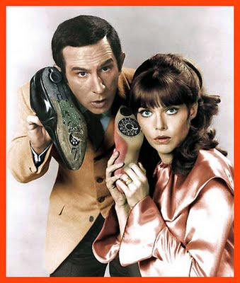 """""""Get Smart"""" Agents 86 and 99"""