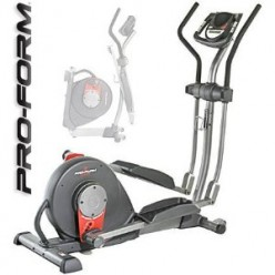 Folding Elliptical Trainers - Collapsable Foldable Cross Trainer Machines