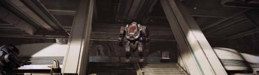 Mass Effect 3 Defeating the Atlas Mech