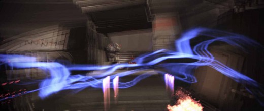 Mass Effect 3 Vanguard Using Nova Against Cerberus Operatives