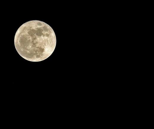 Super-Moon 19/03/2011