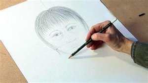 My drawings look nothing like this