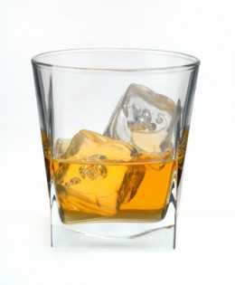 Bourbon... the primary ingredient of the Old-Fashioned