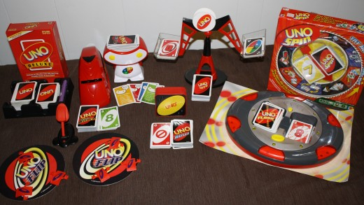 Who doesn't love the fast-paced fun of Uno?