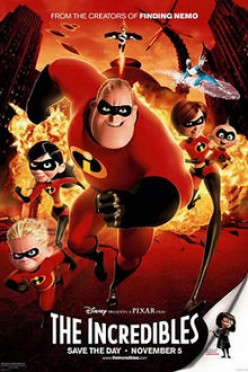 The Incredibles: Watchmen for Children?