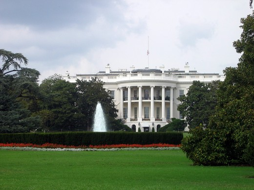 "CURRENT RESIDENCE OF PRESIDENT AND MRS. BARACK OBAMA. KINGS, QUEENS, CELEBRITIES OF ALL WALKS OF LIFE HAVE VISITED THIS PLACE, BUT I CAN TELL YOU THAT ""I"" WILL NEVER VISIT THIS LAVISH LANDMARK."