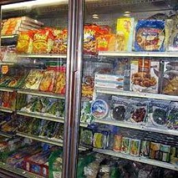National Frozen Foods Month