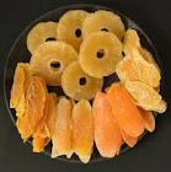 What can you tell me about dried fruits?