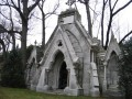 Gothic Cemetery Art and Architecture