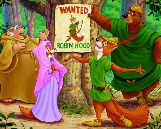 Walt Disney's Robin Hood