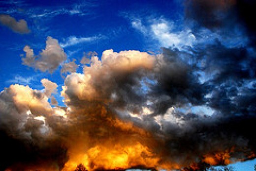 Clouds from NoVa Hockie Source: flickr.com