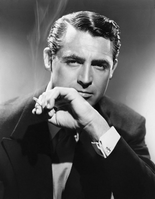Cary Grant parlayed his new name into a clear complexion and Hollywood stardom.