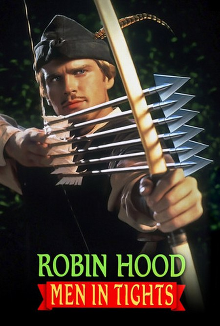 Robin Hood - Men in Tights - poster