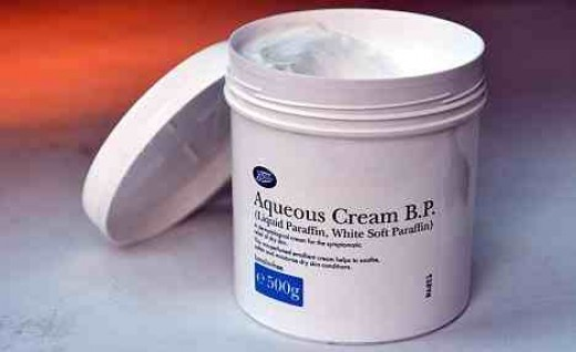 Aqueous Cream dailymail.co.uk See Below!