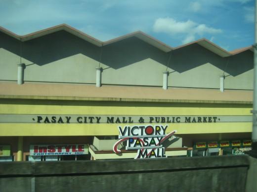Pasay City Mall & Public Market
