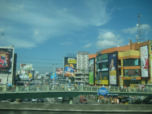 EDSA-Taft, Pasay (All photos by Travel Man)