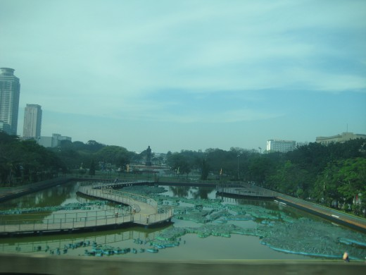 Rizal Park after UN Avenue