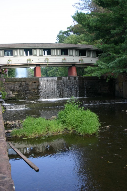 Mill on the River, S. Windsor, CT