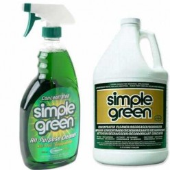 An All Natural Clean at Home! Simple Green!