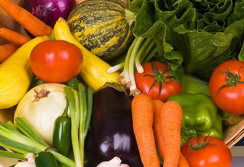 Fresh Vegetables from rca.lja1955 Source: flickr.com