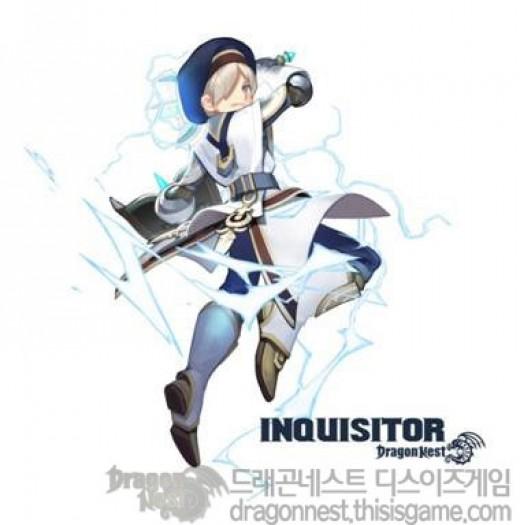 Dragon Nest Inquisitor