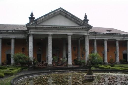 Great Balinese Mansion