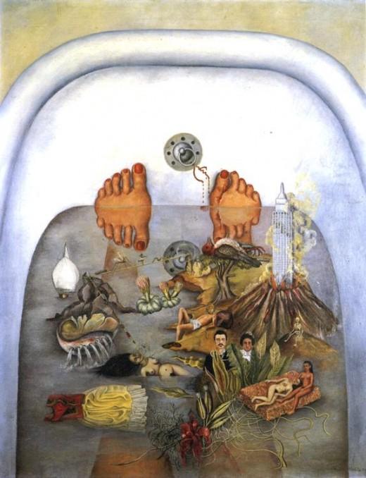 Lo Que el Agua Me Dio, 1938.