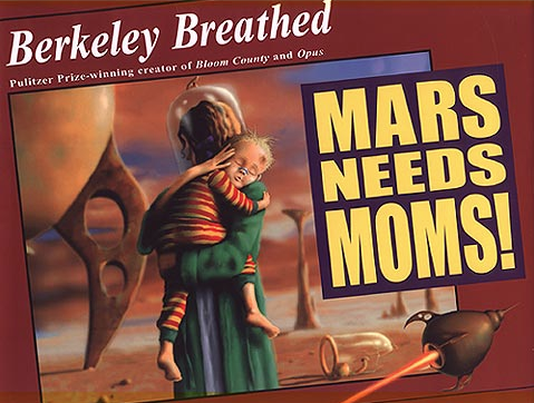 cover of Mars Needs Moms