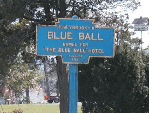 Blue Ball, Ohio
