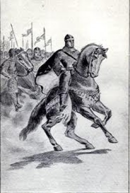 William I heads his army north to Scotland, set on rendering Maelcolm 'Canmore' to the status of vassal