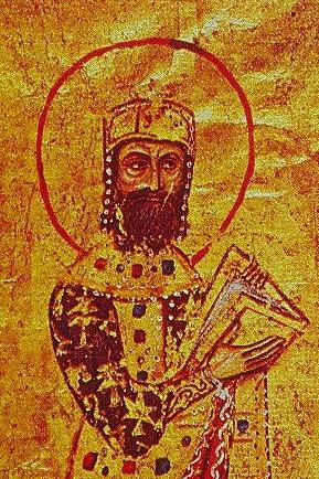 Alexios Komnenos was emperor of Byzantium at the time Siward, his friends and followers left for the east after captivity. He was taken when the siege of Ely ended in AD1071