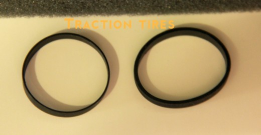 Traction tires