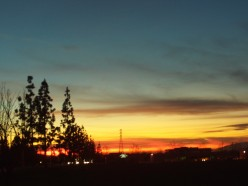 Southern California Sunset Pictures