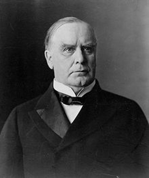 William McKinley was a ESFJ