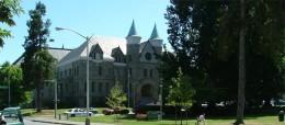 Old State House, Olympia, Washington.