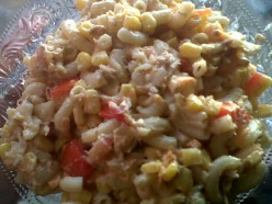 "Mouth watering ""TUNA CASSEROLE"" Recipe"